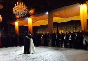 Wedding at Las Trojes