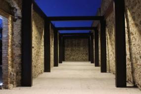 Detalle de interior en La Troje