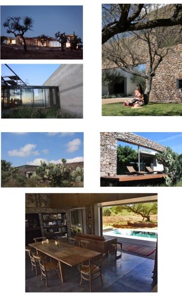 collage casas
